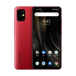 UMIDIGI POWER 3 ROJO PORTADA