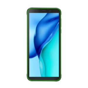 BLACKVIEW BV6300 PRO VERDE DE FRENTE PANTALLA