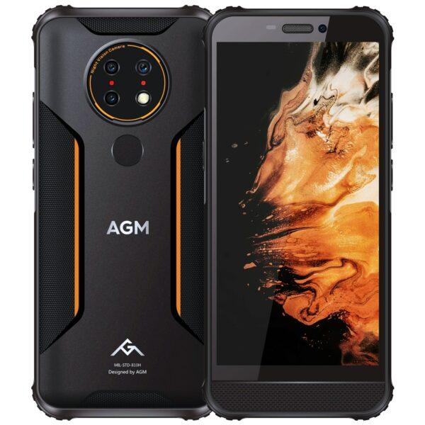 AGM H3 64GB + 4GB NEGRO